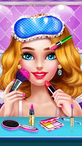 💄👧PJ Party - Princess Salon 2.8.5036 screenshots 1