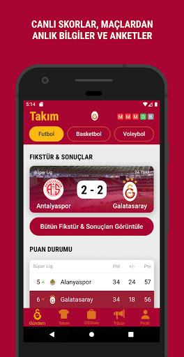 Galatasaray 1.7.30633 Screenshots 3
