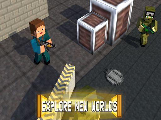 Diverse Block Survival Game  screenshots 15