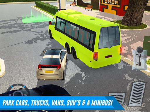 Shopping Mall Car & Truck Parking 1.2 Screenshots 9