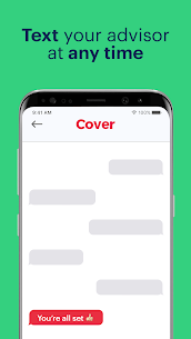 Free Cover – Insurance in a snap 4