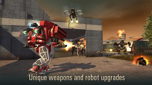 WWR: Warfare Robots Game (PvP of War Robots)  screenshots 2