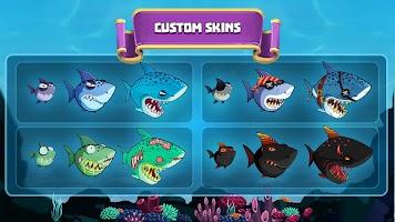 Eatme.io: Hungry fish fun game