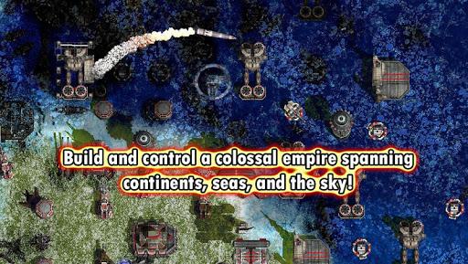 Land Air Sea Warfare RTS  screenshots 5