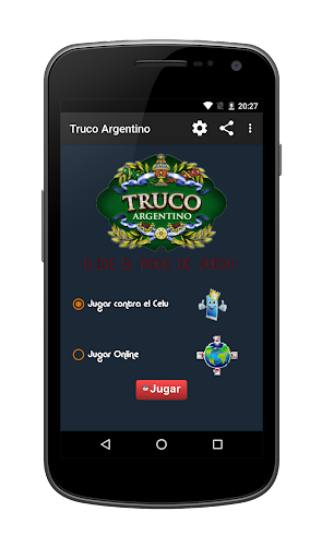 Argentinean truco 5.9 screenshots 1