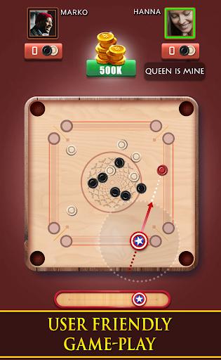 Carrom Royal - Multiplayer Carrom Board Pool Game  screenshots 4