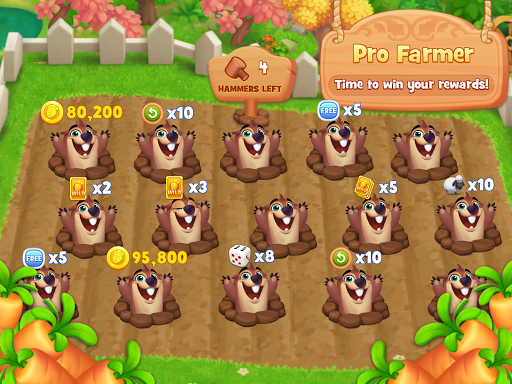 Solitaire Farm : Classic Tripeaks Card Games 1.1.0 screenshots 7