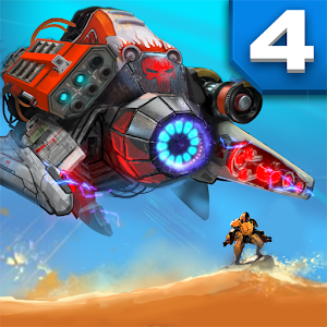 Defense Legend 4: SciFi Tower defense
