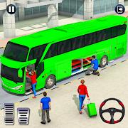 Public Passenger Coach Bus Simulator :Bus Driving
