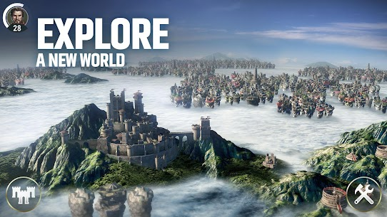 Dawn of Titans: War Strategy RPG 1.41.0 MOD APK [K (MOD Free Shopping) 5