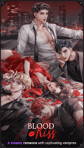 Blood Kiss : interactive stories with Vampires 1.5.1 1