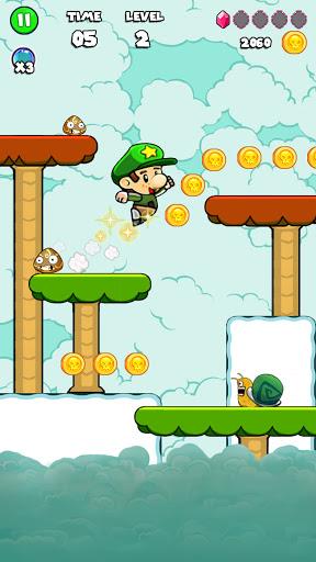 Bob Run: Adventure run game apkpoly screenshots 5