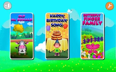 Kids Top Nursery Rhymes Videos – Offline Learning FiveLittle_v6.2 APK Mod Latest Version 3