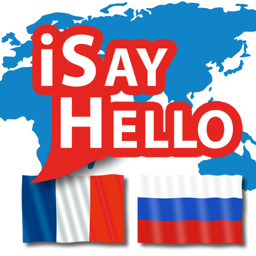 iSayHello French - Russian (Translator) For PC Windows (7, 8, 10 and 10x) & Mac Computer