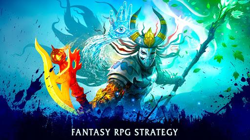 Heroes of War Magicuff0dTurn Based RPG & Strategy game 1.5.2 screenshots 6