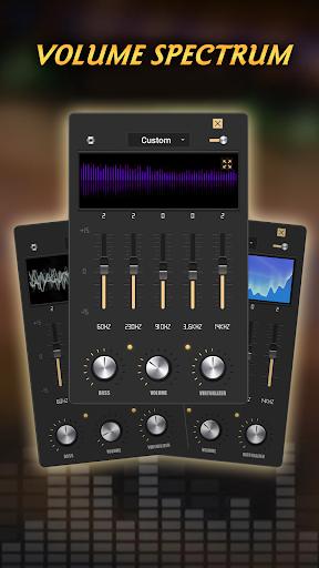 Equalizer Pro - Volume Booster & Bass Booster 1.0.21 Screenshots 2
