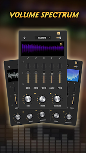 Equalizer Pro - Volume Booster & Bass Booster Screenshot
