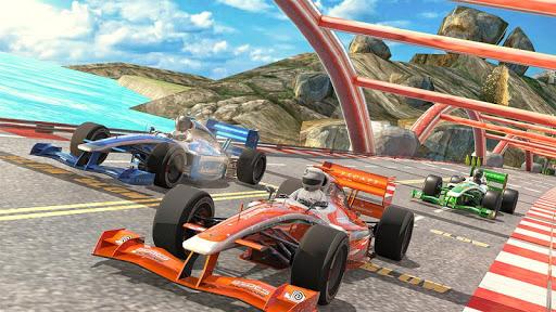 formula race drifting chase driving screenshot 1