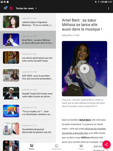 Programme TV par Tu00e9lu00e9 Loisirs : Guide TV & Actu TV apktram screenshots 12