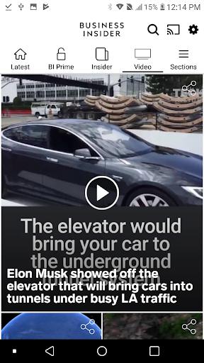 Business Insider 3.9 Screenshots 5