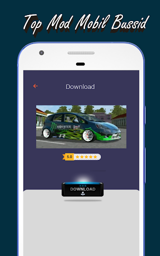 Download Mod Mobil Bussid 1.1 Screenshots 6
