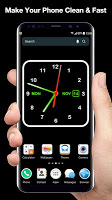 Digital Clock Live Wallpaper & Launcher