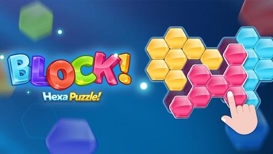 Block! Hexa Puzzle™ MOD APK (Instant Win) Download 2