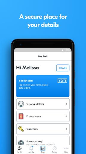 Yoti - your digital identity  Screenshots 5