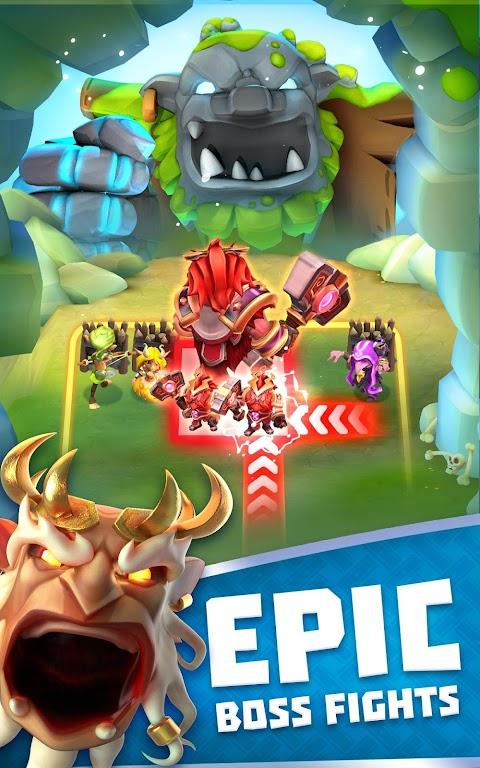 Legend of Solgard MOD poster 7