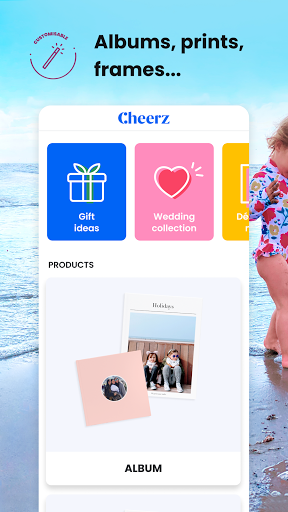 CHEERZ- Photo Printing android2mod screenshots 2