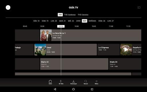 RTVE Play Apkfinish screenshots 12