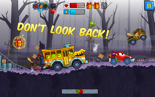 Car Eats Car - Apocalypse Racing 2.9 Screenshots 7
