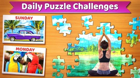 Free Jigsaw Puzzles Pro 🧩 – Free Jigsaw Puzzle Games Apk Download 2021 2