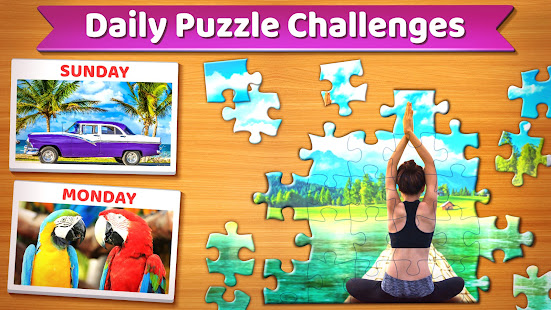 Jigsaw Puzzles Pro ud83eudde9 - Free Jigsaw Puzzle Games 1.6.1 Screenshots 2