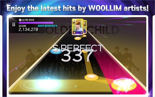 SuperStar WOOLLIM 3.1.8 Screenshots 9