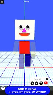 3D Designer - 3D Modeling 1.1.5.0 screenshots 5
