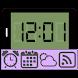 デジタル時計化計画 プロ版 (デジタル時計&カレンダー&天気&RSS)