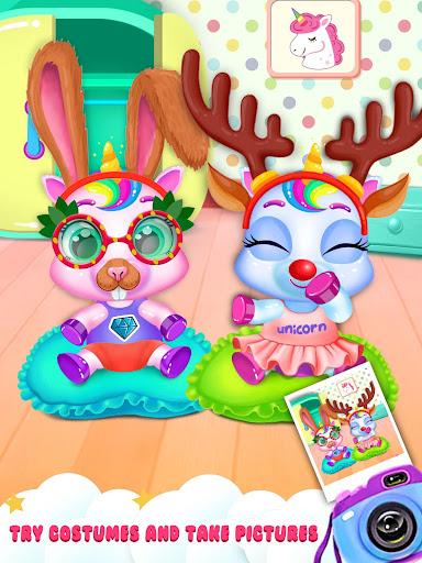 Unicorn Care Nanny Pet House 1.7 Screenshots 15