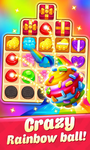 Candy Bomb Fever - 2020 Match 3 Puzzle Free Game screenshots 2