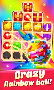 キャンディスマッシュ -  2021マッチ3パズル無料ゲームのおすすめ画像2
