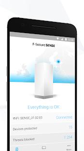 F-Secure SENSE Router