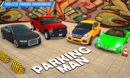 Parking Man: Free Car Driving Game Adventure  screenshots 5
