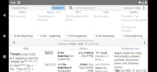Parallel Plusu00ae offline Bible app with helps android2mod screenshots 5