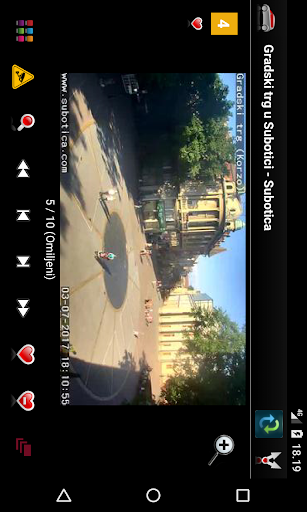 Webcams Belgrade and Serbia 8.6.3 screenshots 7