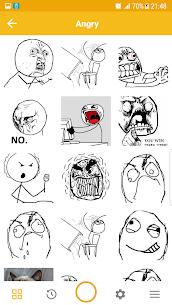 Meme Stickers for Messenger 2