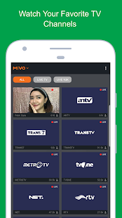 Mivo - Watch TV Online & Social Video Marketplace Screenshot