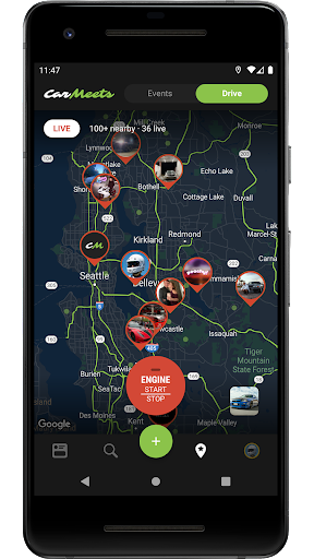 CarMeets - The Ultimate Car Enthusiast App  Screenshots 5