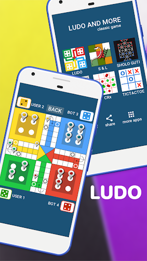 Télécharger Ludo And More: New Free Super Top 7 Star 2020 Game mod apk screenshots 2