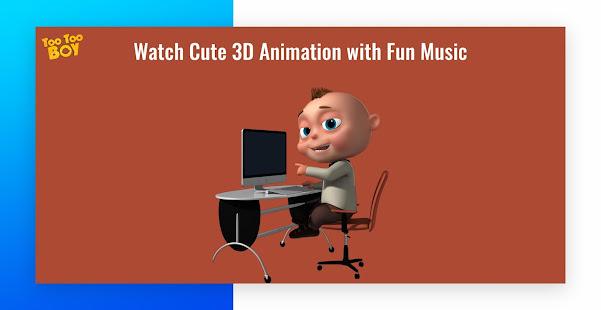 TooToo Boy  Show -  Funny Cartoons for Kids 1.81 Screenshots 6