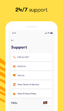 Sendwave—Send Money to Africa and Asia screenshot thumbnail